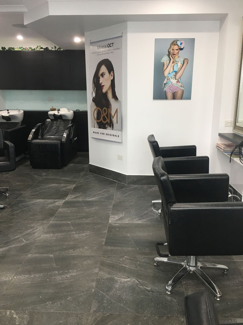 salon Inovo interior
